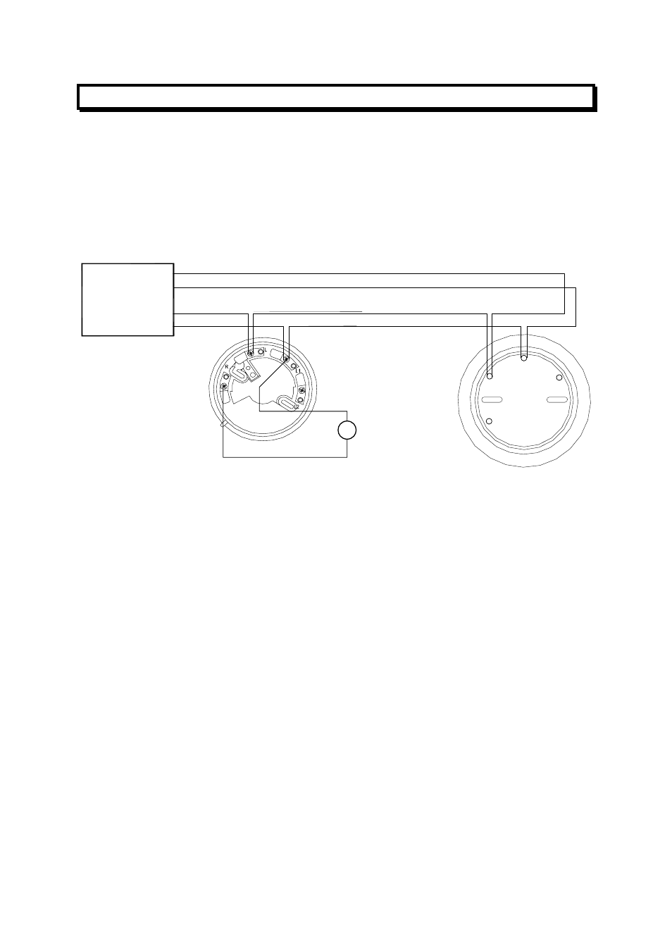 hight resolution of 11 mub universal base 1 general 2 mub and 5b wiring tyco mx4428 user manual page 41 134