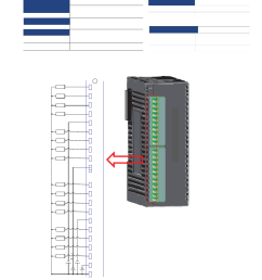 wiring diagram for gdo216n s toshiba programmable logic controller v200 user manual page 45 140 [ 954 x 1348 Pixel ]