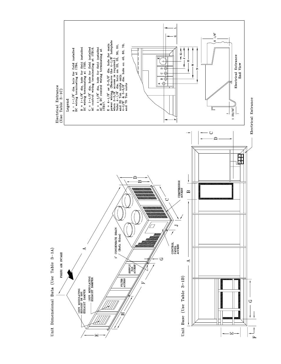 Trane INTELLIPAK ™ ™ ™ ™ ™ Commercial Single-Zone Rooftop