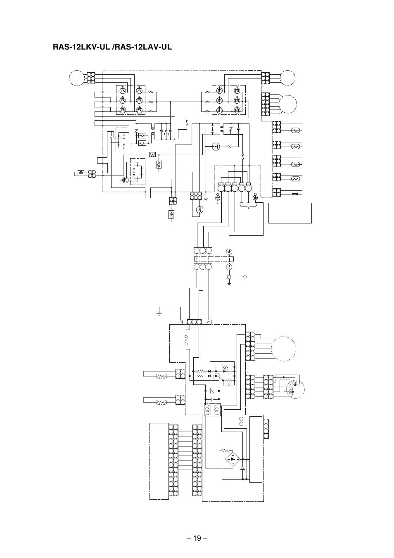 Fm pmv, Power supply circuit main pc board mcc-5045, L2 s