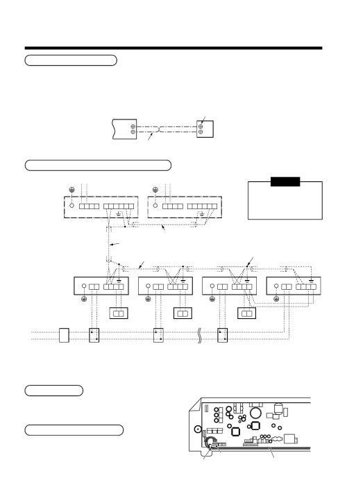 small resolution of electric work remote controller wiring address setup toshiba mmu ap0071mh user manual page 20 32