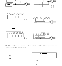 heating system cooling system caution white rodgers 1f86 344 user manual page 3 5 [ 954 x 1235 Pixel ]