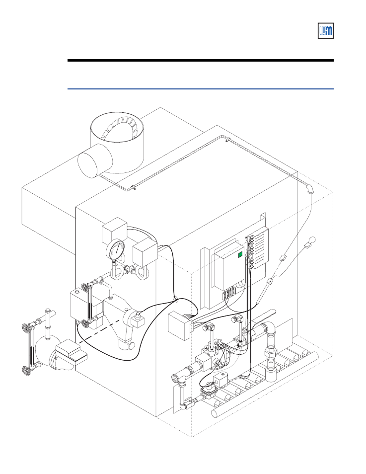 Replacement parts — steam boilers, Control supplement