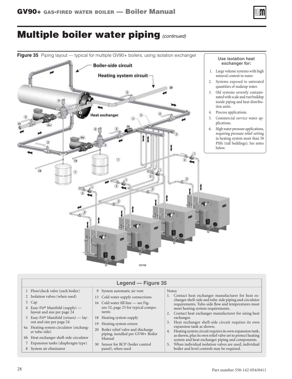 hight resolution of multiple boiler water piping gv90 boiler manual weil mclain gv90 user manual