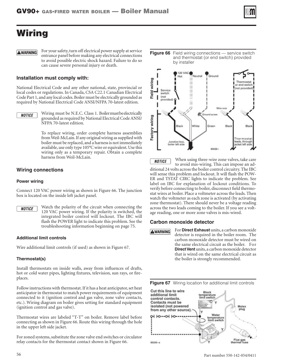 hight resolution of wiring gv90 boiler manual weil mclain gv90 user manual page 56 108
