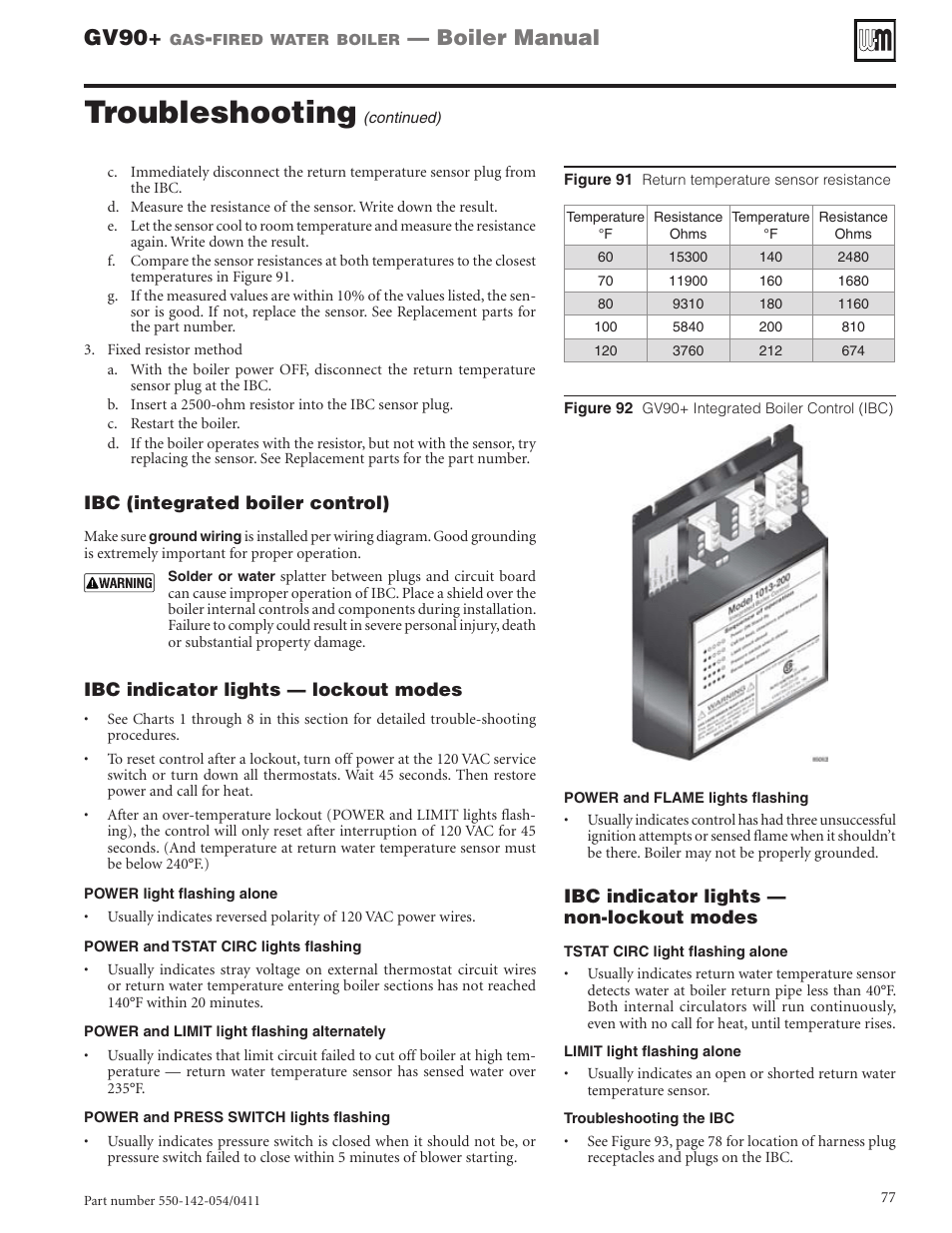 medium resolution of troubleshooting gv90 boiler manual weil mclain gv90 user manual page 77