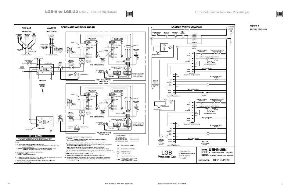 weil mclain cga boiler wiring diagram