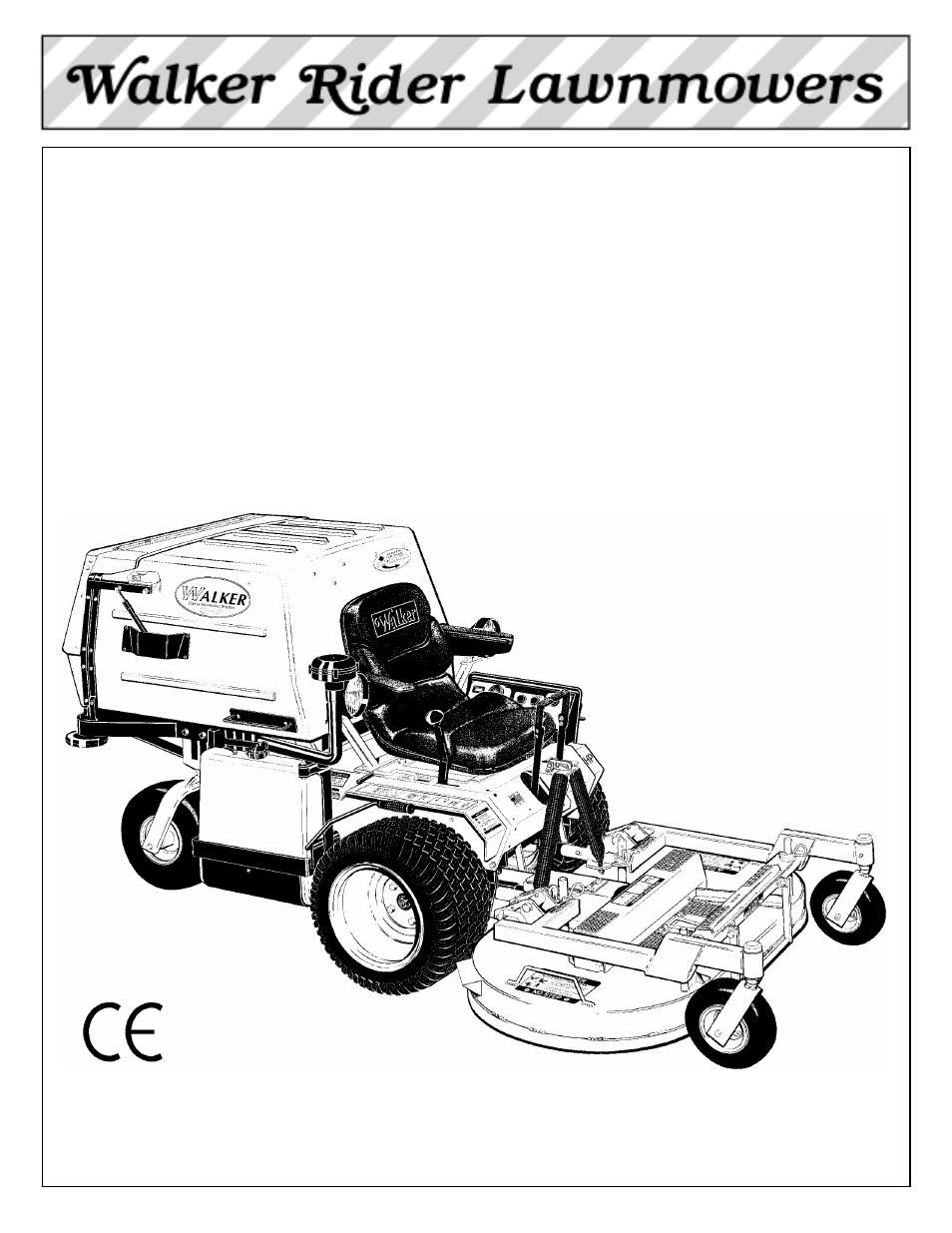 medium resolution of walker mower mt wiring diagram