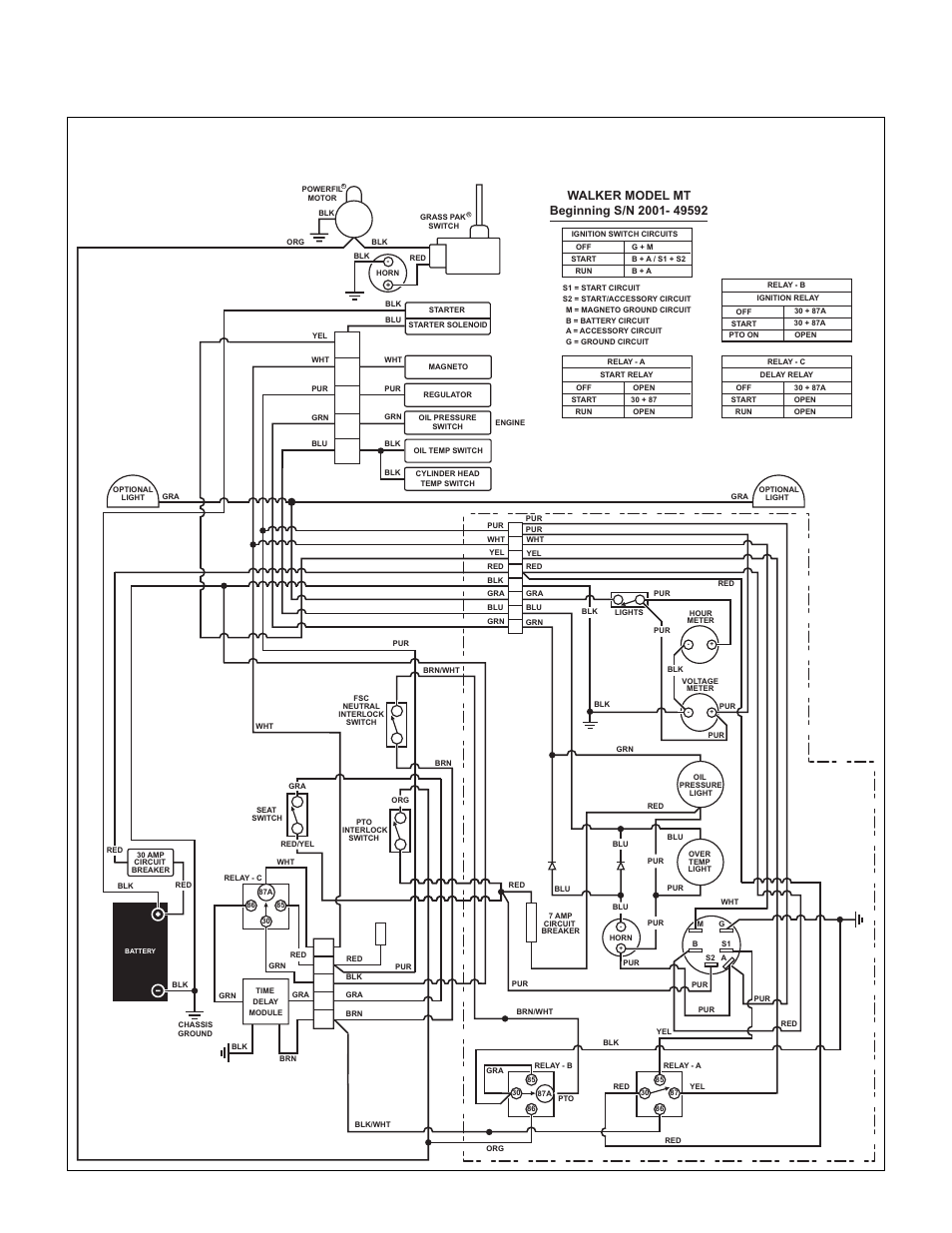 User's manual of Electric Fan Wiring Electrical And