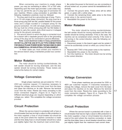 single phase electrical hookup motor rotation voltage conversion wilton 4400a user manual page 17 32 [ 954 x 1235 Pixel ]
