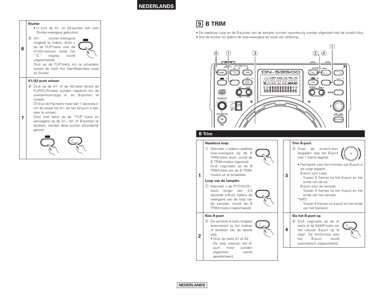 DENON DN-S3500 MANUAL PDF