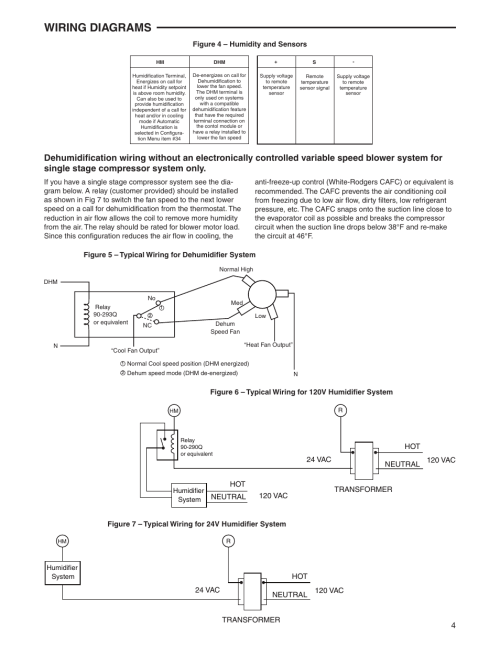 small resolution of wiring diagrams white rodgers 1f95 1291 user manual page 4 16white rodgers wiring diagram 5
