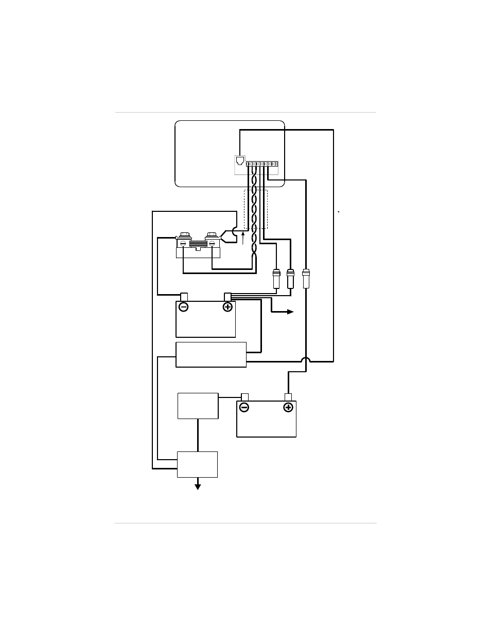 System overview (wiring), Figure 2, Figure 2 system