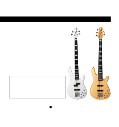yamaha electric bass bb2004 user manual 11 pages also for electric bass bb2005 [ 954 x 1244 Pixel ]