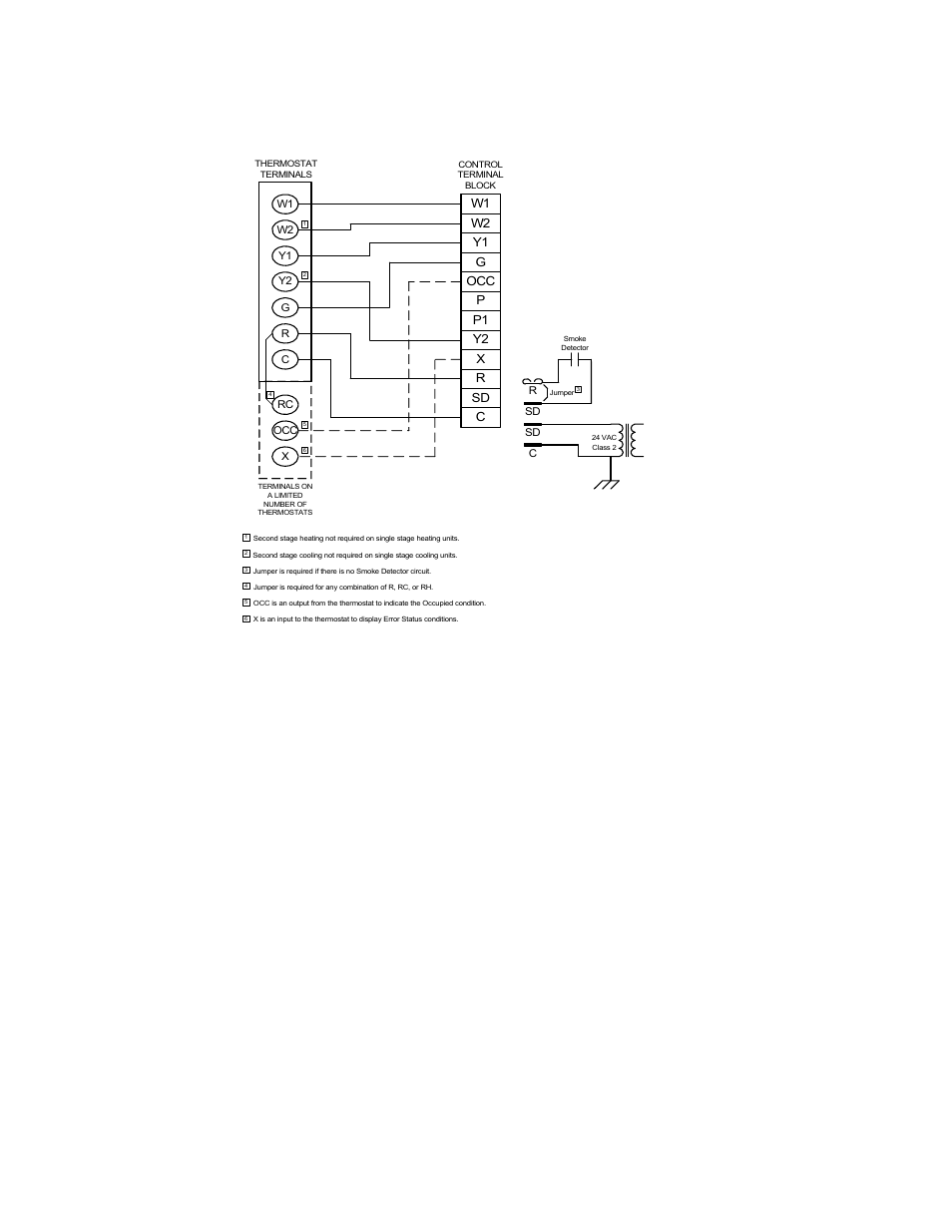 typical a c wiring diagram