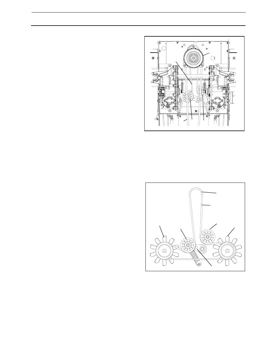 hight resolution of maintenance yazoo kees zekw42170 user manual page 47 80 chevrolet serpentine belt diagrams yazoo belt diagram