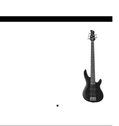 yamaha electric bass trb 5ii user manual 8 pages also for electric bass trb 5iif [ 954 x 1244 Pixel ]