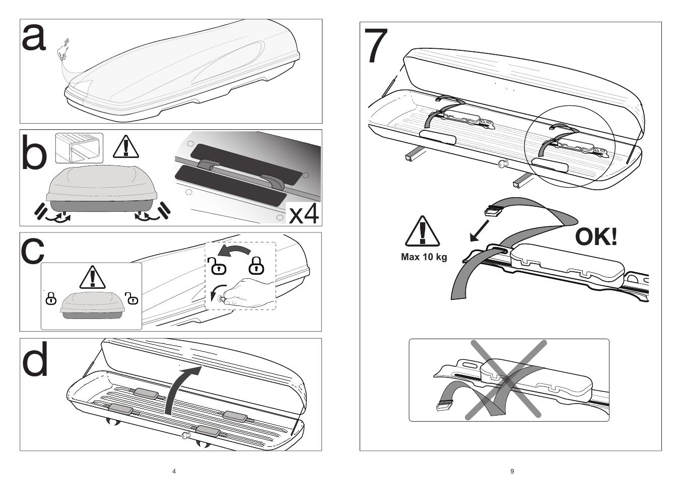 Triton manuals