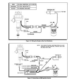msd 8350 ford 351c 460 ready to run pro billet distributor rh manualsdir com msd 6a wiring diagram msd 8227 wiring diagram ford [ 954 x 1235 Pixel ]
