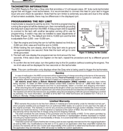 msd 8350 ford 351c 460 ready to run pro billet distributor installation user manual page 8 8 also for 8352 ford 289 302 ready to run distributor  [ 954 x 1235 Pixel ]