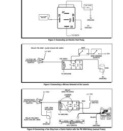 msd 8961 high current relay spst installation user manual page 3 4 also for 8960 high current relay dpst installation [ 954 x 1235 Pixel ]