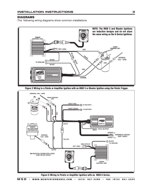 Diagram Wiring Controller Ignition Msd 6ls | Wiring Library