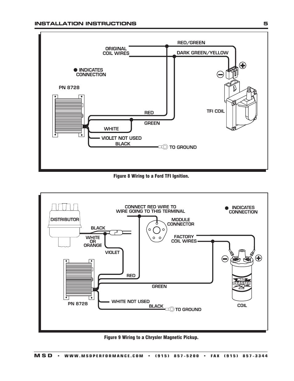 Msd 6aln Wiring Diagram