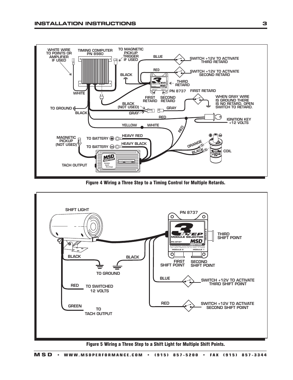Msd Rpm Switch Wiring Diagram  Need Help For Tonight On Air Shifter 460 Ford Forum  Newest Msd