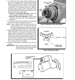 msd 50951 dynaforce starter chevy 168 tooth staggered mount installation user manual page 2 4 [ 954 x 1235 Pixel ]