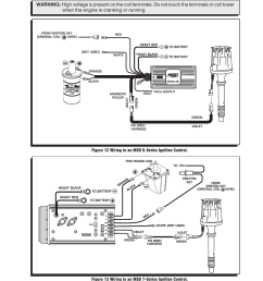installation instructions 7 m s d msd 8570 chevy pro billet small small body hei distributor installation instructions [ 954 x 1235 Pixel ]