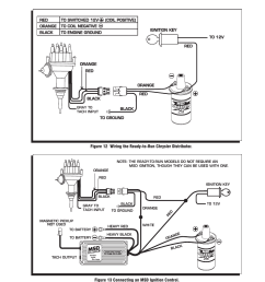 msd 8388 chrysler 318 360 ready to run distributor installation user manual page 7 8 also for 8386 chrysler 383 400 ready to run distributor  [ 954 x 1235 Pixel ]