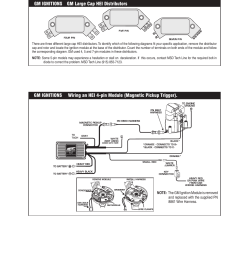 gm ignitions gm large cap hei distributors msd 5520 street fire streetfire ignition box diagram msd 5520 ignition wiring diagram [ 954 x 1235 Pixel ]