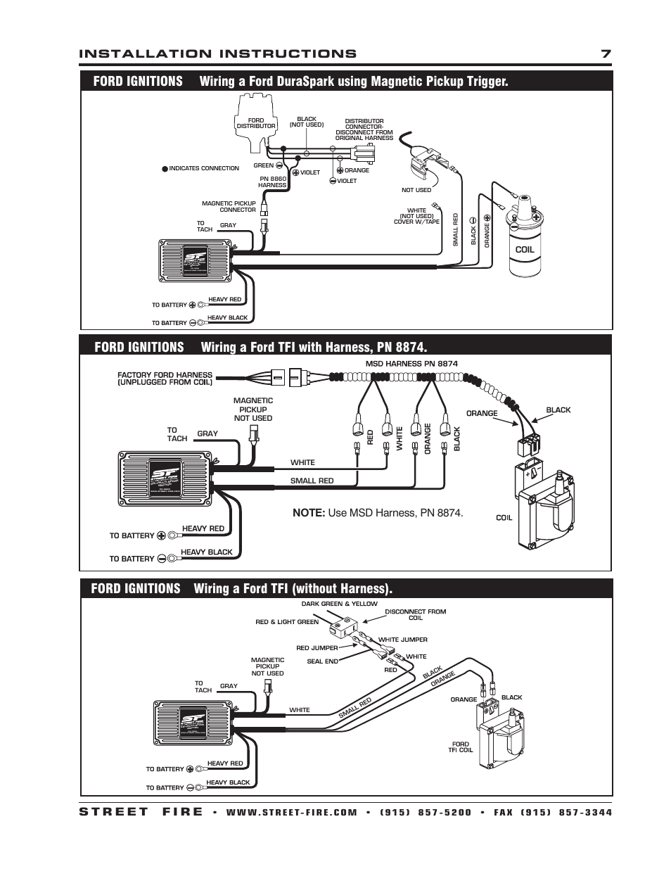 medium resolution of msd street fire ignition wiring diagram data wiring diagram rh 35 hrc solarhandel de msd hei