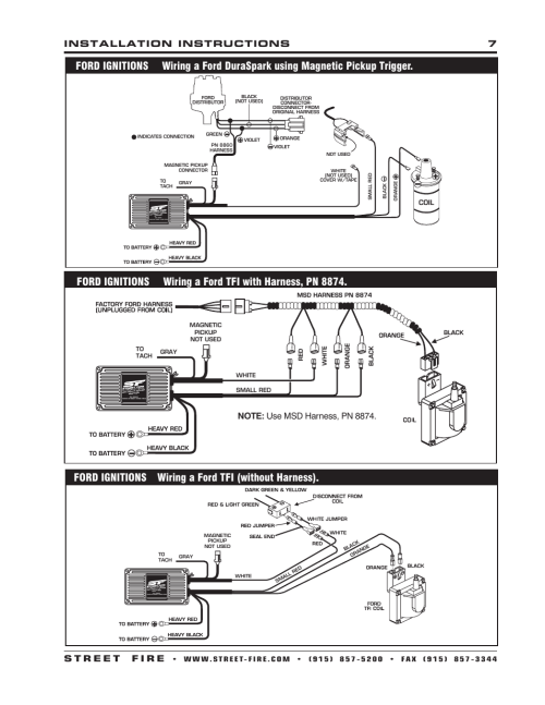 small resolution of msd street fire ignition wiring diagram data wiring diagram rh 35 hrc solarhandel de msd hei