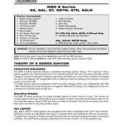 msd 6430 6aln ignition control installation user manual msd 6al wiring diagram chevy msd ignition 6al wiring diagram [ 954 x 1235 Pixel ]