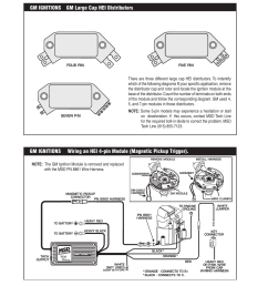 msd 6430 6aln ignition control installation user manual chevy lt1 msd ignition wiring [ 954 x 1235 Pixel ]