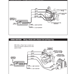 Msd Btm Install 220v Single Phase Plug Wiring Diagram 6430 6aln Library Ignition Control Installation User Manual Page 21 24 Also For