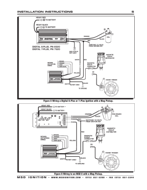 Msd Wiring Diagrams  Wiring Diagram And Schematics