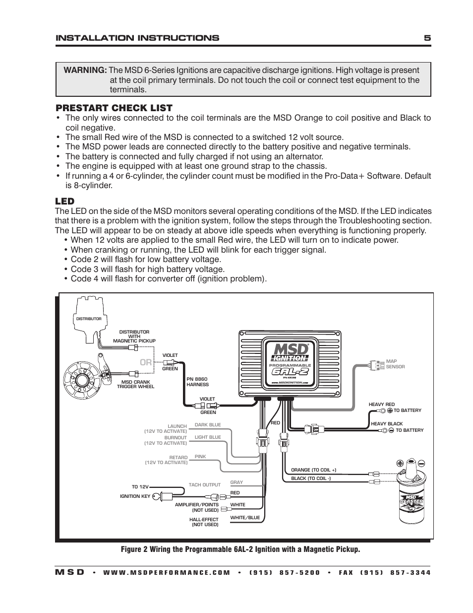 hight resolution of msd 6aln wiring diagram for tach wiring diagram elsalvadorla msd 6al wiring diagram for tach msd