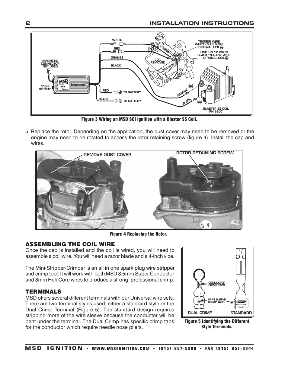 Msd Wiring Diagram For Honda Prelude Cadillac DeVille