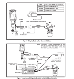 msd 8503 ford 289 302 e curve pro billet distributor installation gm hei distributor wiring diagram msd ready to run chevrolet distributor wiring [ 954 x 1235 Pixel ]