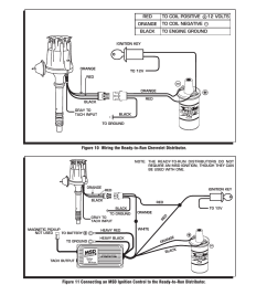 msd 8360 chevy v8 w internal module distributor installation user manual page 6 8 also for 8393 chevy 348 409 ready to run distributor installation [ 954 x 1235 Pixel ]