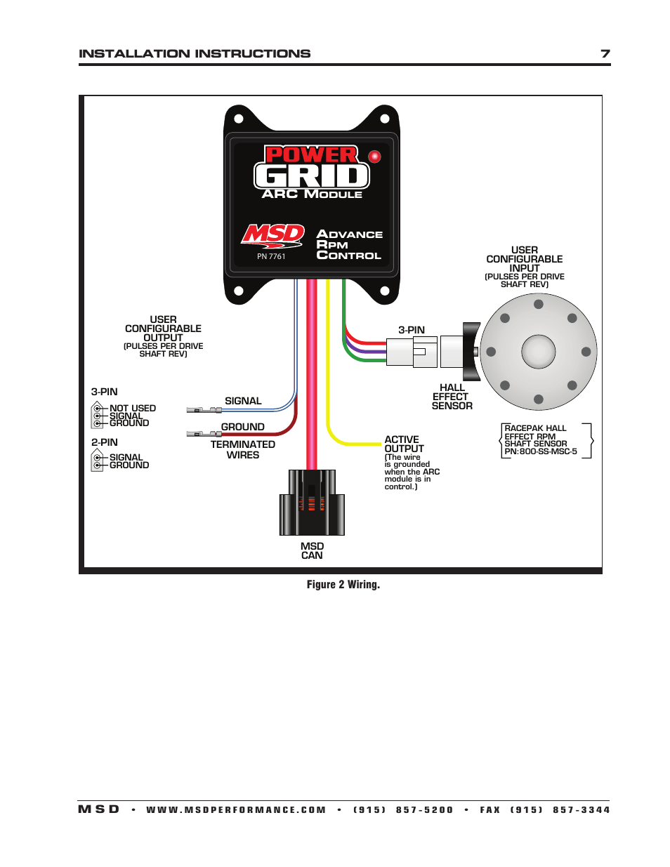 medium resolution of msd ignition call flow diagram msd distributor msd 7al 3 wiring msd