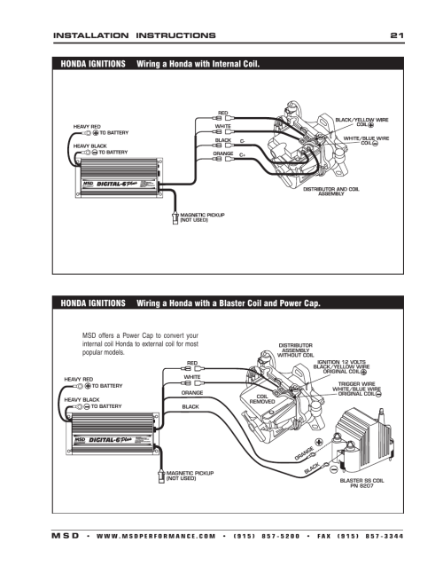 small resolution of installation instructions 21 m s d msd 6520 digital 6