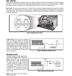 msd 6520 digital 6 plus ignition control installation user manual rh manualsdir com msd ignition wiring diagram msd digital 6al wiring diagram [ 954 x 1235 Pixel ]