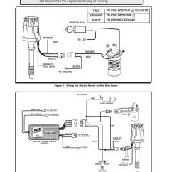Ford 302 Electronic Distributor Wiring Diagram For Photocell Sensor 351 -