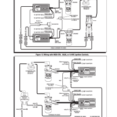 Msd 6a Wiring Diagram Mopar Example Sipoc Template Ignition 7al 3 Hei Distributor ~ Odicis