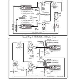 installation instructions 7 m s d msd 8356 chevy v8 dual pickup distributor installation user manual page 7 8 [ 954 x 1235 Pixel ]