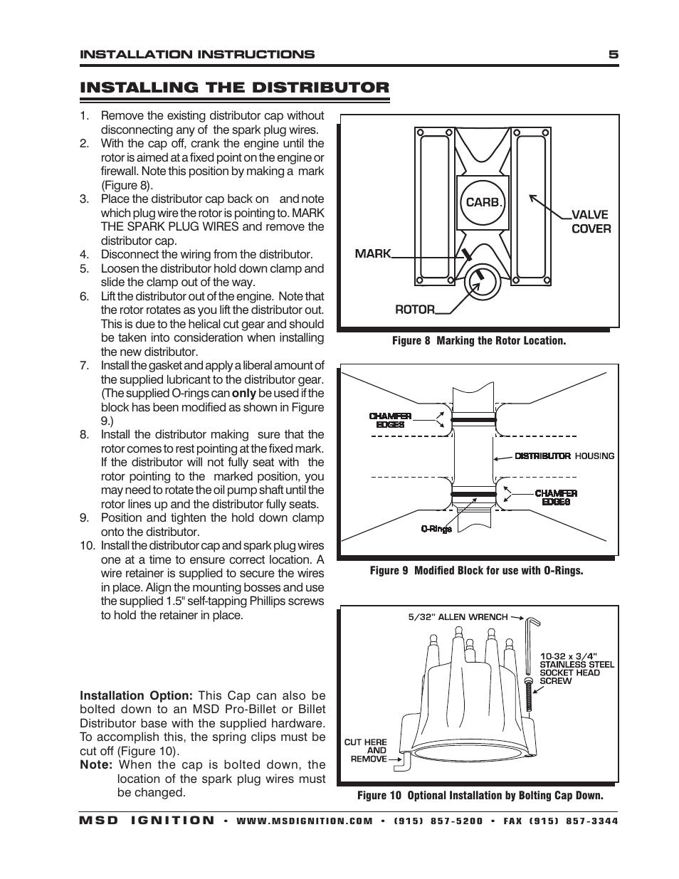 medium resolution of msd 8361 wiring diagram wiring library optispark wiring diagram msd 8361 chevy v8 street pro billet