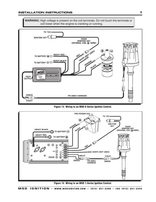 small resolution of msd 8361 chevy v8 street pro billet w vacuum advance installationmsd 8361 chevy v8 street pro billet